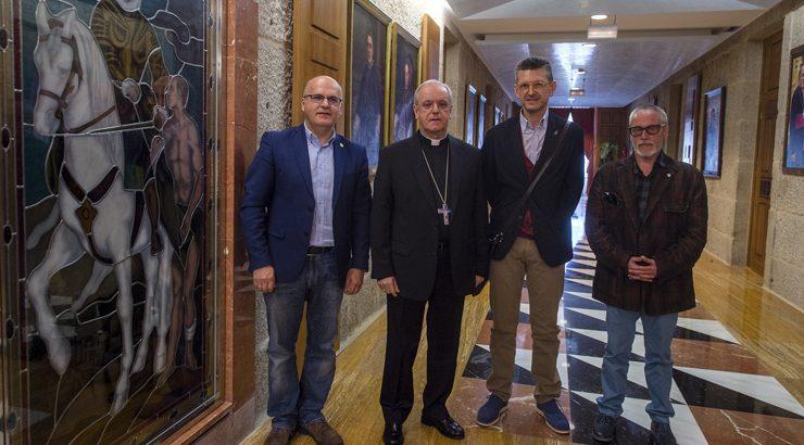 Un congreso internacional reunirá en Ourense a expertos na figura de San Martín de Tours