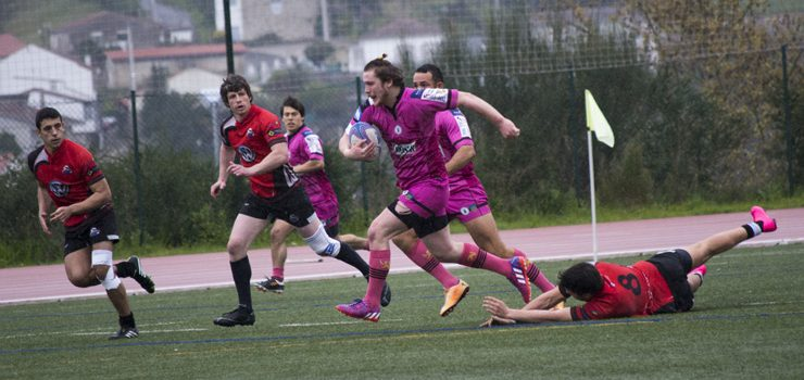 Gaztedi, primeiro rival do Campus Ourense