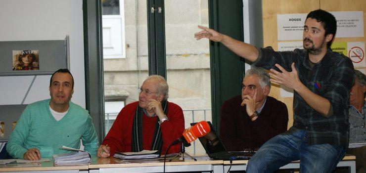 Democracia Ourensana desmárcase da convocatoria da Mesa da Mobilidade