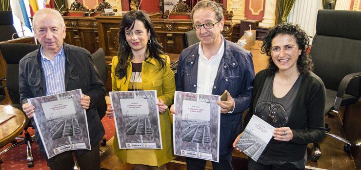 """Concello e Deputación fomentan o pensamento crítico e reflexivo coas """"Tertulias literarias en galego"""""""