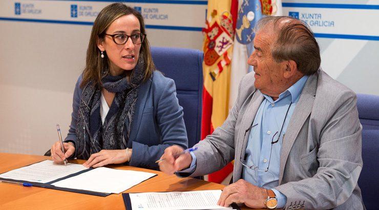 A Xunta acondicionará varias estradas do Bolo