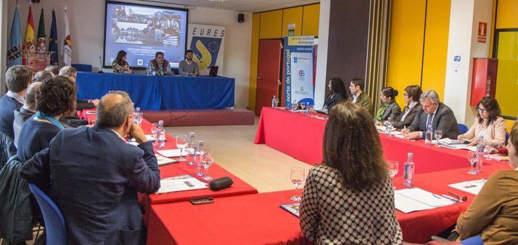 A Eurocidade Chaves-Verín acolle un encontro de oficinas de emprego fronteirizas