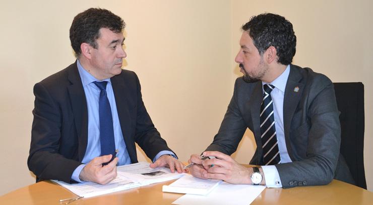 Educación adianta que haberá máis actuacións en centros de ensino de Valdeorras