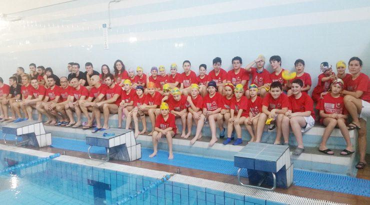 Las Copa Diputación de natación y salvamento, este sábado 28