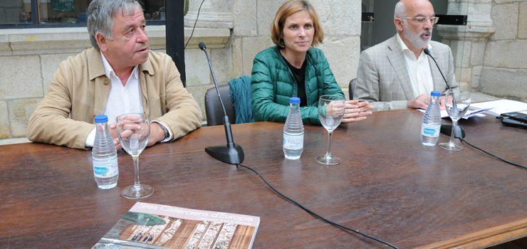 Preséntase en Montederramo a Asociación de Mosteiros do Císter en Galicia