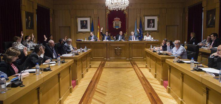 A Deputación de Ourense aproba os seus orzamentos para 2017