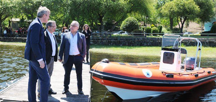 A Xunta avoga pola cooperación entre administracións para reforzar os servizos de emerxencias no rural