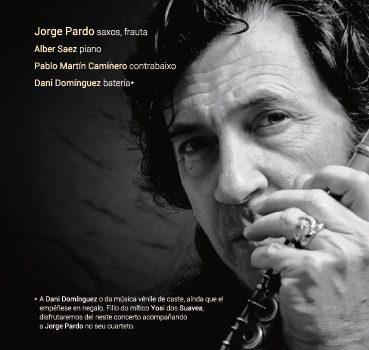 Concierto: Jorge Pardo Cuarteto