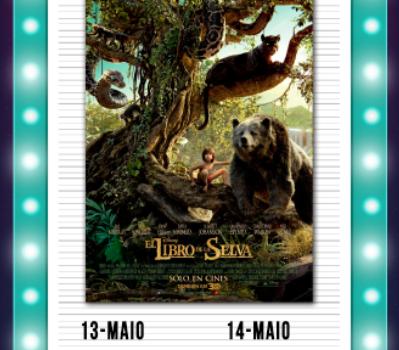 Cine: «El libro de la selva»
