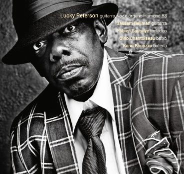 Concerto: Luky Peterson