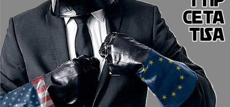 Vídeo forum: «O imperio contraataca: O lado escuro dos novos tratados de libre comercio»