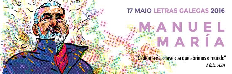 Ourense súmase á celebración do Día das Letras Galegas