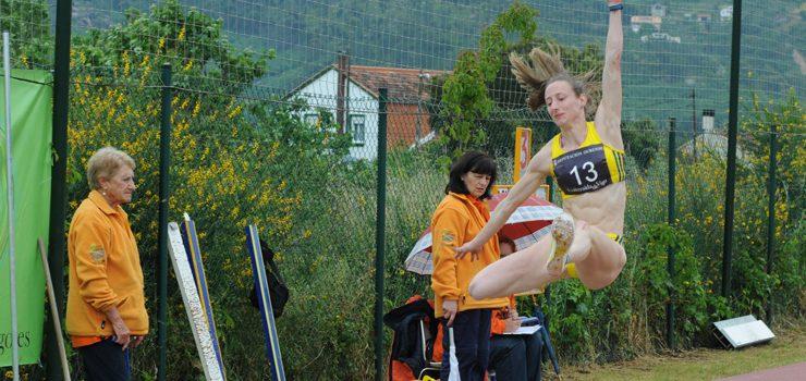 Triana e Navarrete despuntan en Ourense