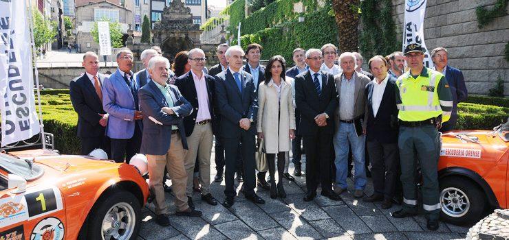 El Rally de Ourense entra en escena