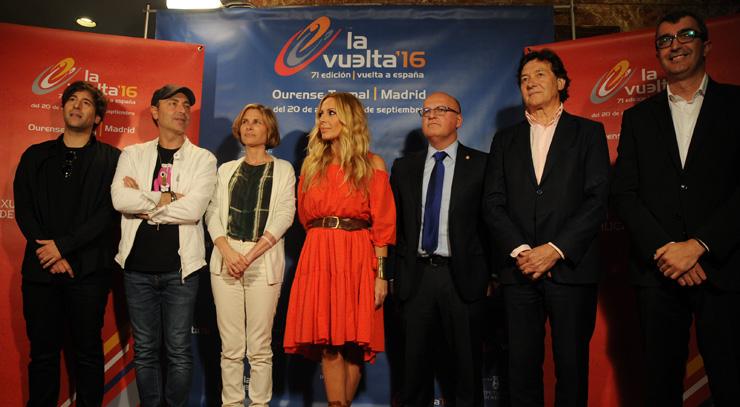 """Ourense, un dos protagonistas do spot da """"Vuelta a España"""""""