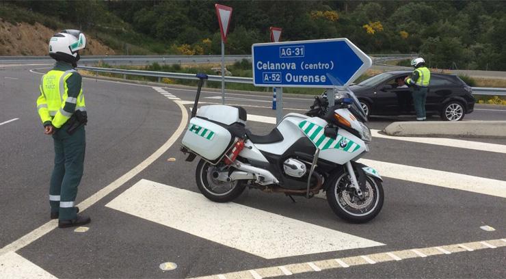 Fin de semana de controles a motocicletas