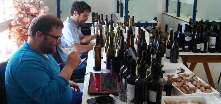 O director da Guía Peñín enxalza os viños de Valdeorras