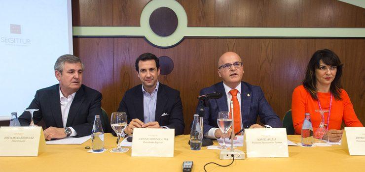 Ourense podería ser o primeiro «Destino Turístico Intelixente»