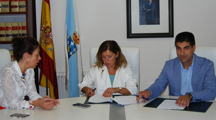 Medio Ambiente mellorará o acceso a Casardomato, en Cenlle