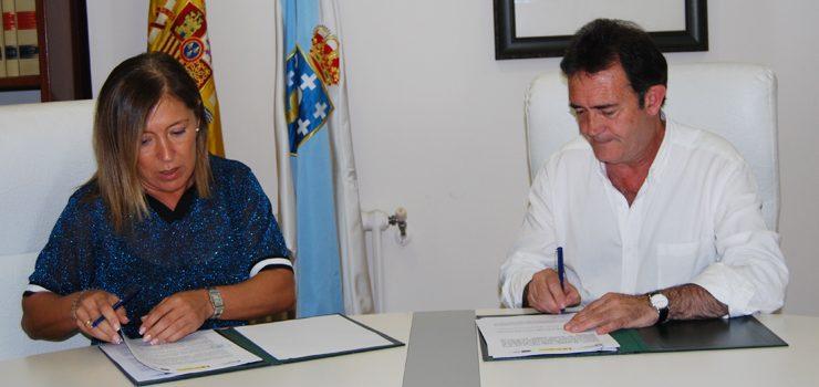 A Xunta colaborará con Riós nunha nova captación en Vendas da Barreira