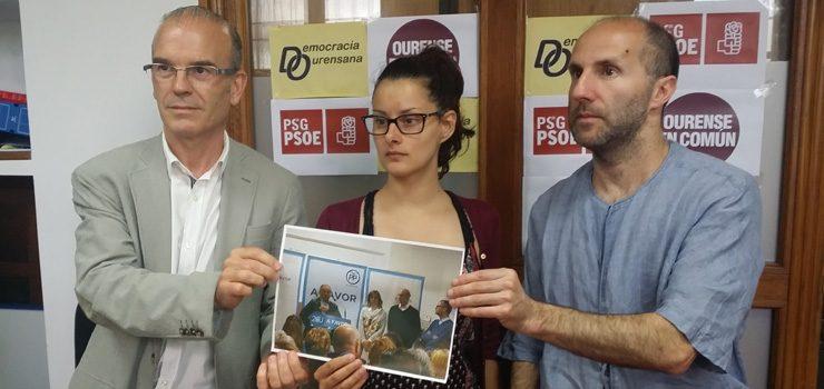 """A oposición denuncia unha oposición """"a medida"""" para o posto de xefe de Recursos Humanos"""