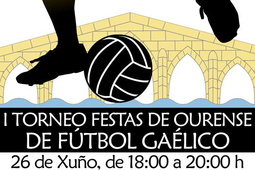 I Torneo Festas de Ourense de Fútbol Gaélico