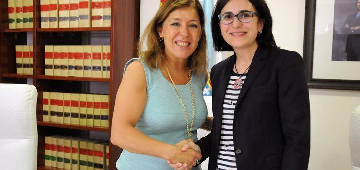 A Xunta colaborará con Oímbra na mellora do abastecemento e saneamento