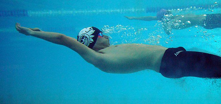 Ourense acoge el Campeonato de Galicia de natación