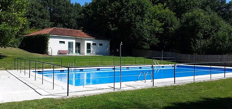 Vilar de Santos abre a piscina municipal de auga salgada