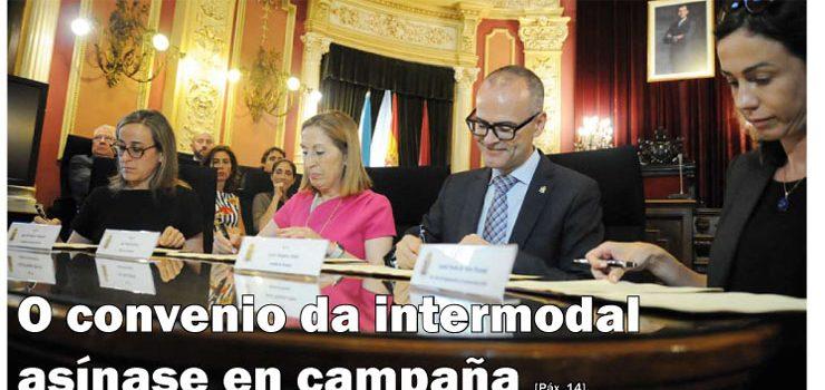 Editado o Ourense por Barrios do mes  de xuño