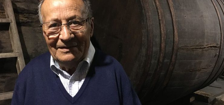 """Avelino Lorenzo recibirá o Premio """"Vida entre vides"""" da D.O. Ribeiro"""