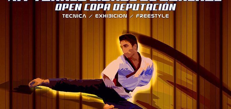 XIV Torneo Cidade de Ourense de taekwondo