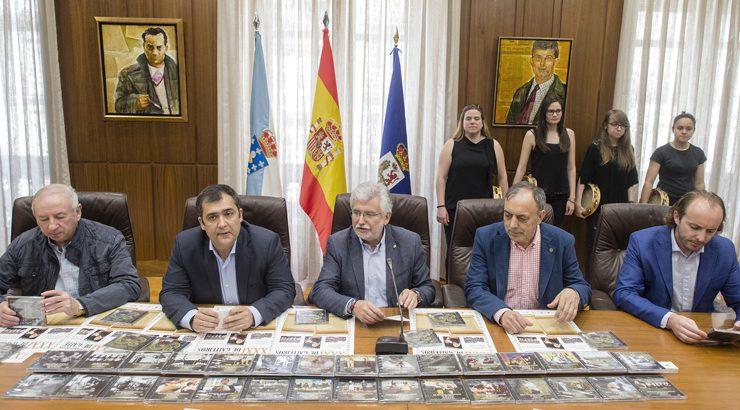 Artistas de oito países participarán na XXXI «Xuntanza Internacional de Gaiteiros»
