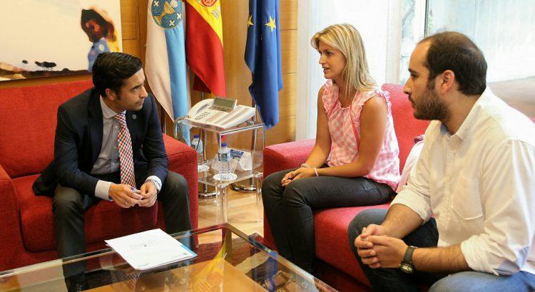 Rey Varela anuncia un incremento de horas no SAF do Carballiño