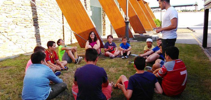 """Unha vintena de mozos participan nos """"Obradoiros de ritmo"""" de Verín"""