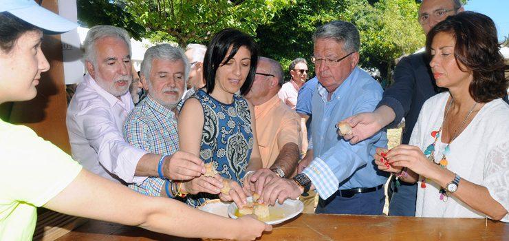3.000 persoas na Festa do Pan de Cea
