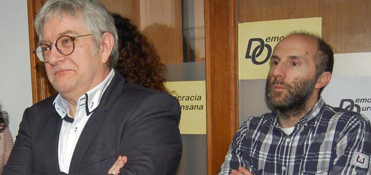 Democracia Ourensana pedirá 2.000 millones de euros para Ourense si es «llave» en la Xunta