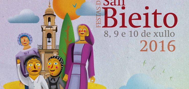 Allariz conmemora o San Bieito