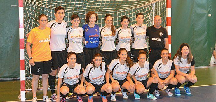 Cidade de Ourense e Os Peares, vencedores da Copa Deputación