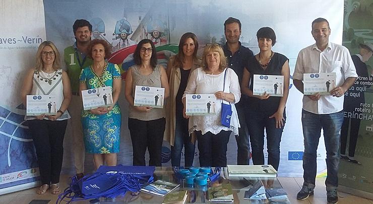 Promoción conjunta de las tres oficinas de turismo de la Eurociudad