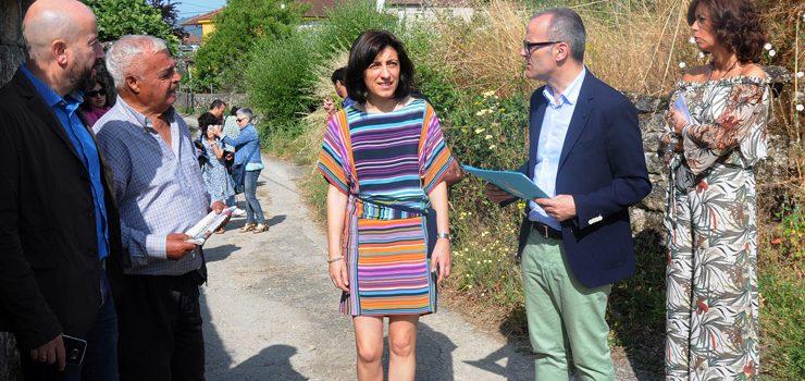 300.000 euros para o arranxo de camiños rurais de Ourense