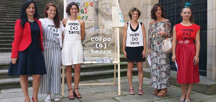 O Corpo(a)Terra enche os espazos máis senlleiros de Ourense de danza e artes do corpo
