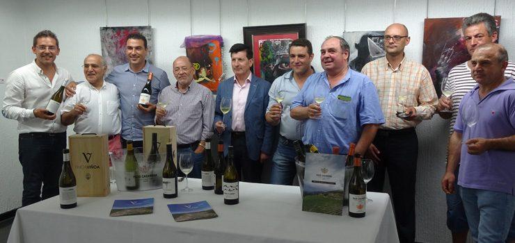 Se presentó la añada 2015 de Grandes Pagos Gallegos de Viticultura Tradicional