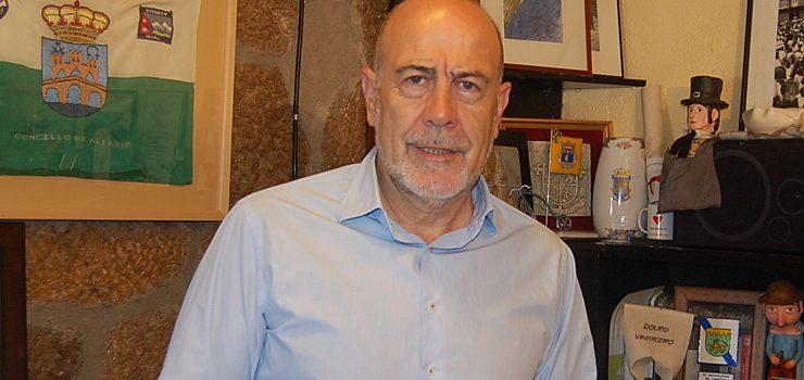 O alcalde de Allariz viaxará ao País Vasco e Francia