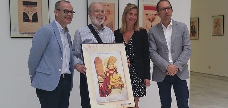 Exposición: «José María Cao Luaces, un galego patriarca da caricatura arxentina