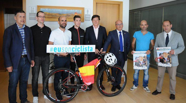 Maceda acollerá o campionato de España de BTT