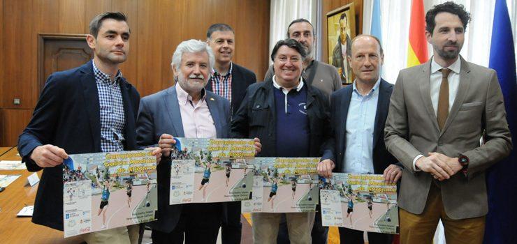 Un século de atletismo en Galicia