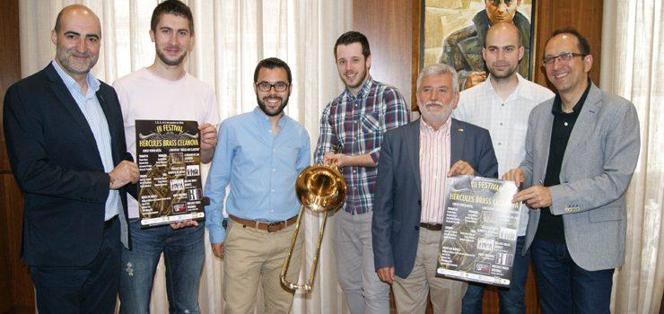 Cinco días de música no III Festival Hércules Brass
