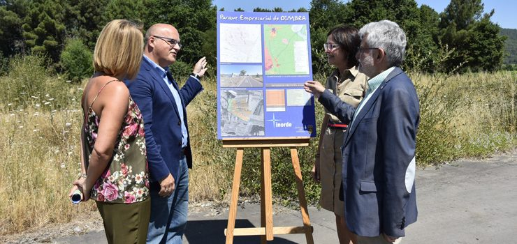 Oímbra contará cun parque empresarial de máis de 60.000 metros cadrados