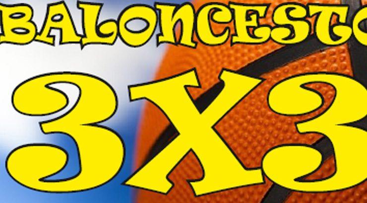Deporte 3×3 en Xinzo